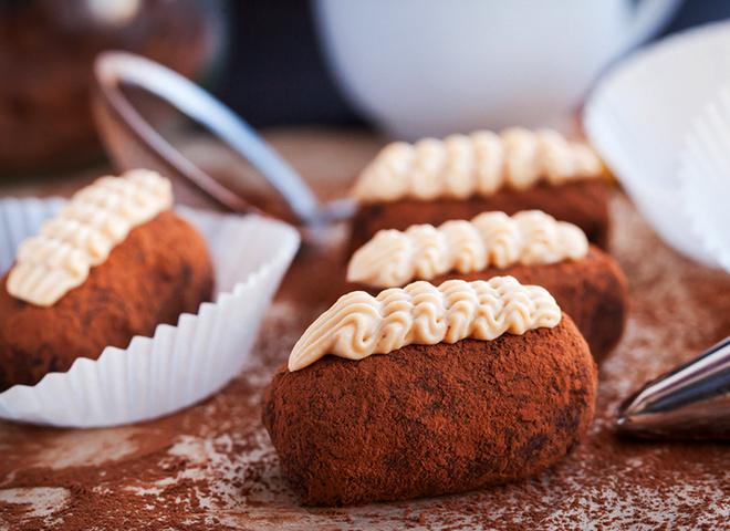 Рецепт пирожного «Картошка»