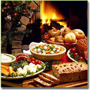 Праздничные блюда во Франции