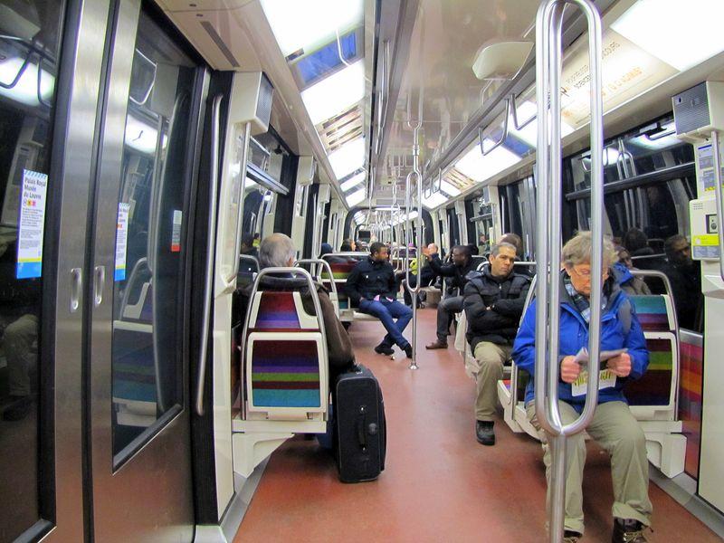 20 интересных фактов о французском метро