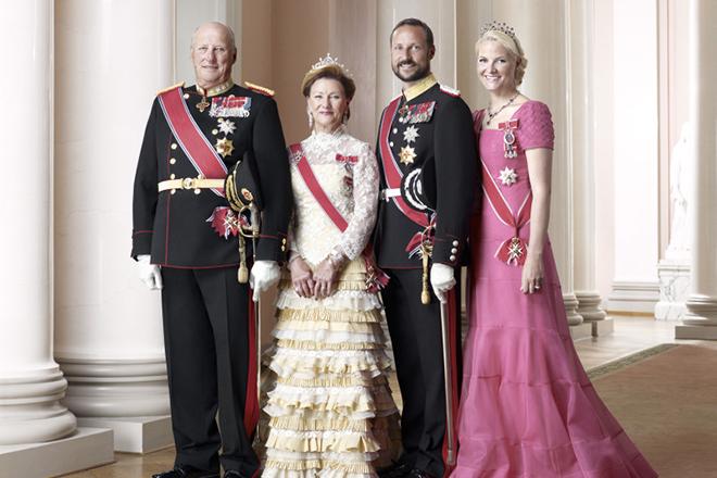 Свадебные традиции северных европейцев (норвежцев)