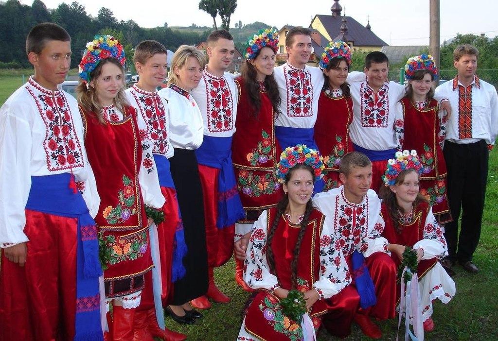 Этнический, или ностальгический, туризм