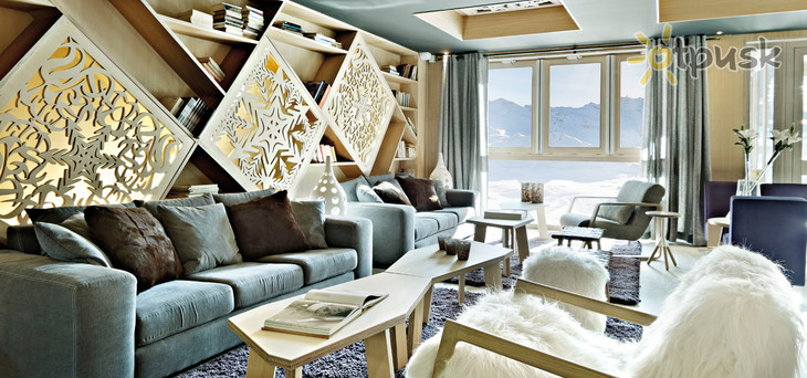 Горнолыжный дизайн-отель Альтапура