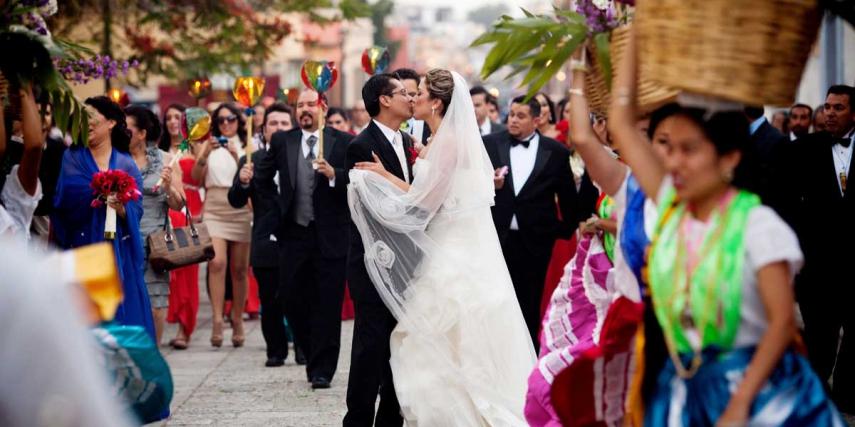 Свадебные традиции Латинской Америки (мексиканцы)