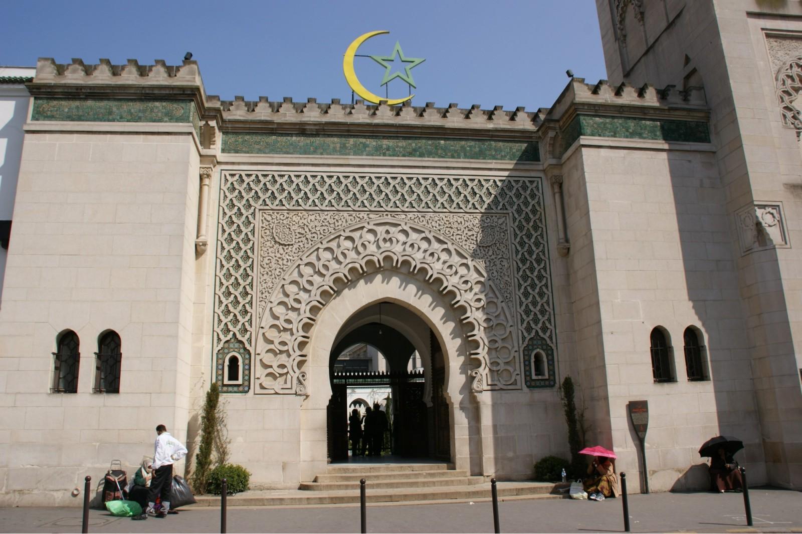 Парижская соборная мечеть.