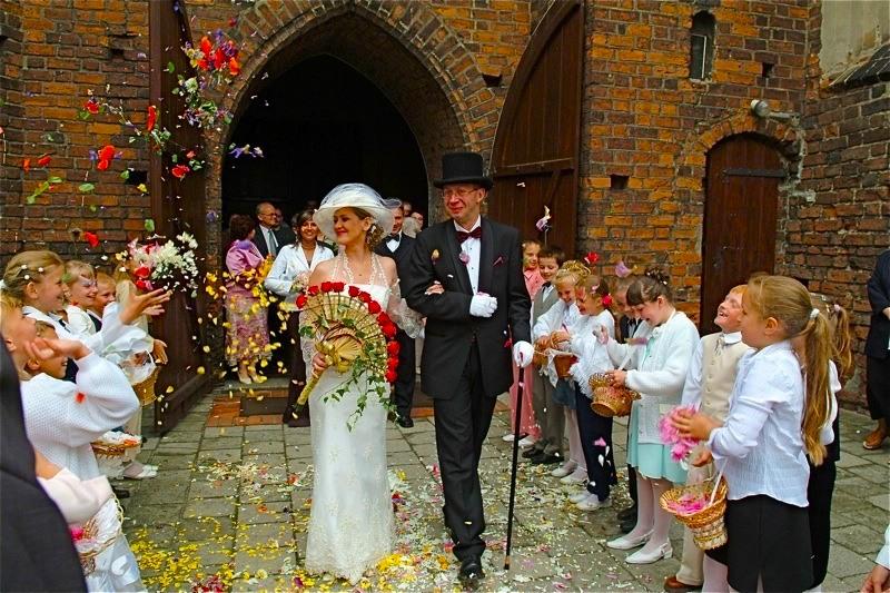Свадебные традиции у разных народов