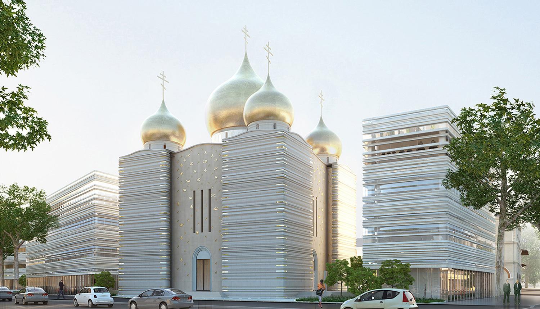 Церковь Святой Троицы;