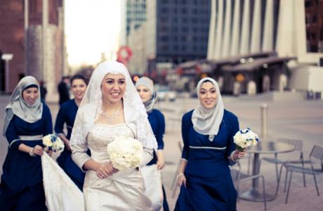 Свадебные традиции африканцев (египтян)