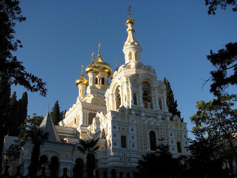 Православные храмы во Франции