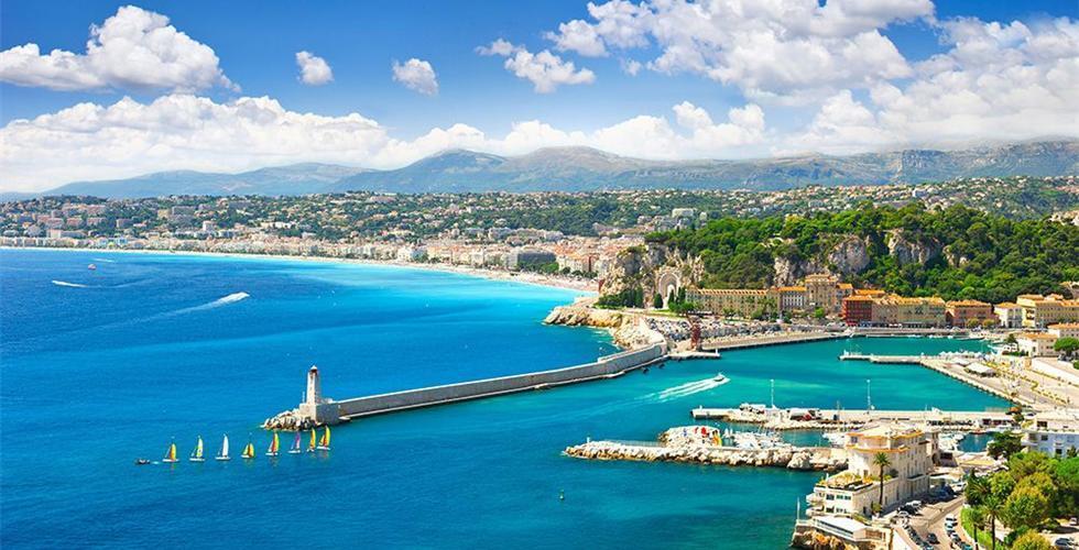 Самые красивые места Французской Ривьеры