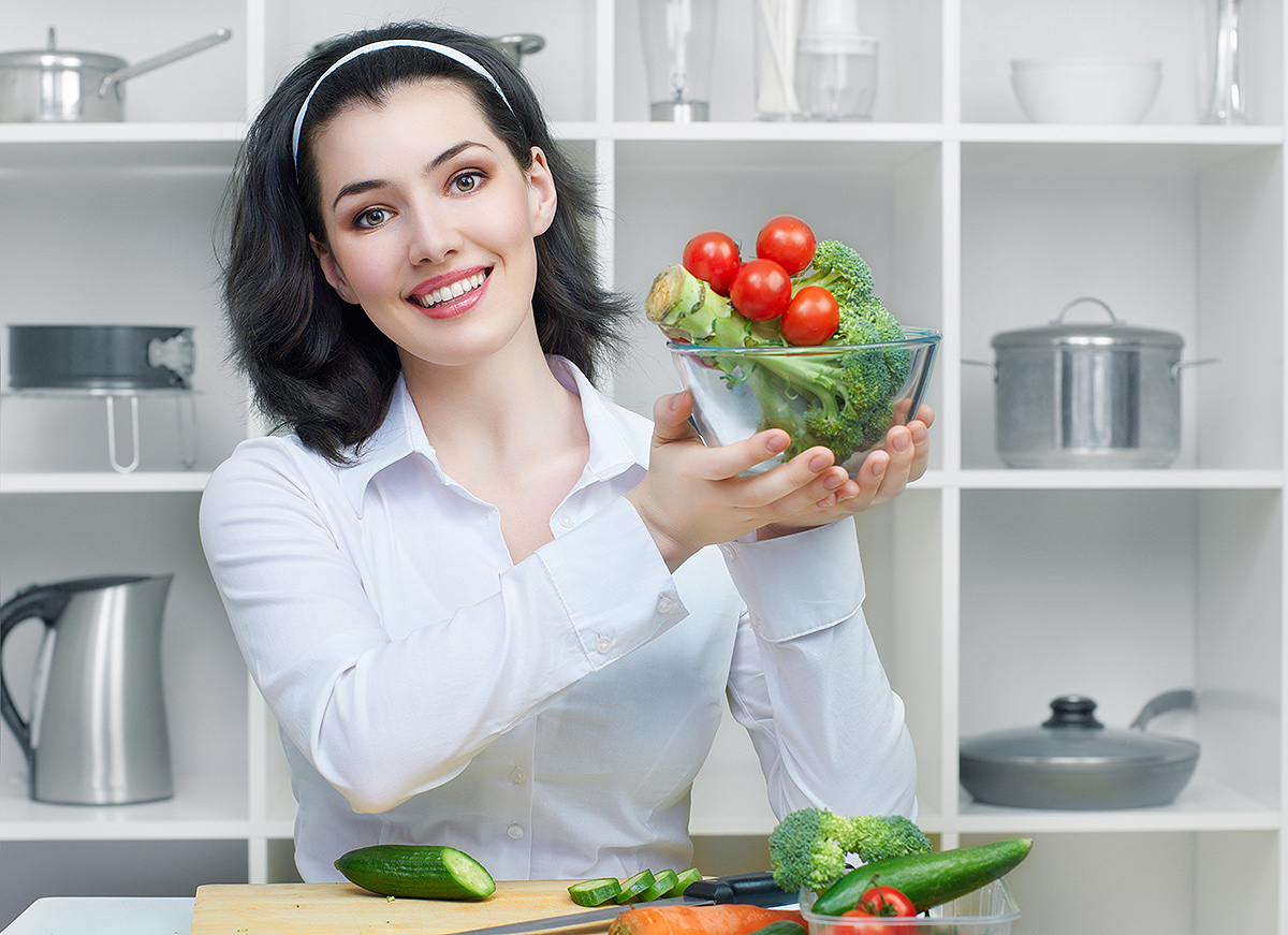 Секреты французской диеты