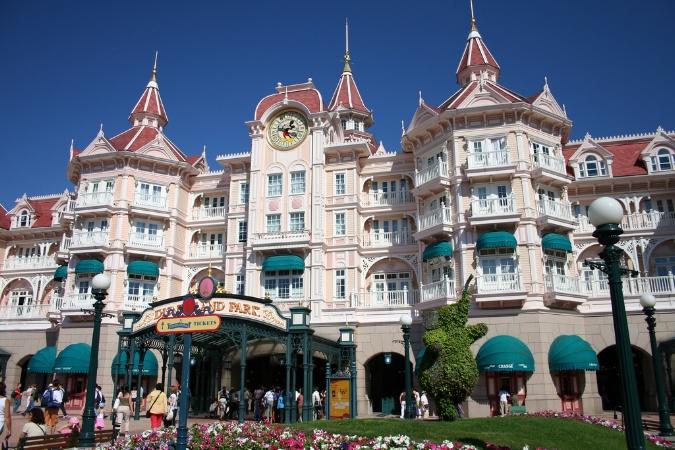 Гостиницы и отели Франции